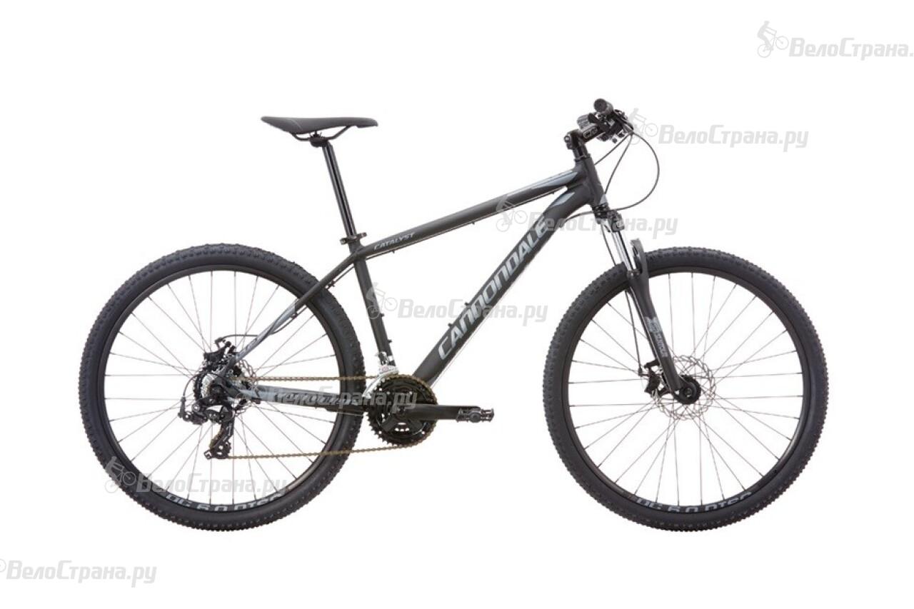 Велосипед Cannondale Catalyst 4 (2016)