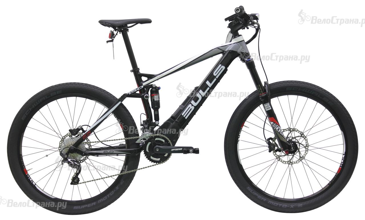 Велосипед Bulls E-Stream EVO 45 FS (2016) велосипед challenger mission lux fs 26 черно красный 16