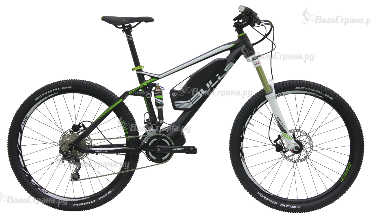 Велосипед Bulls E-Stream Duro FS (2016)