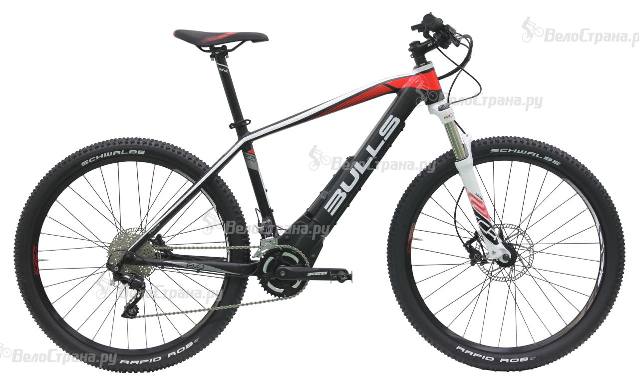 Велосипед Bulls E-Stream EVO 2 27,5 (2016) велосипед bulls nandi 27 5 2017