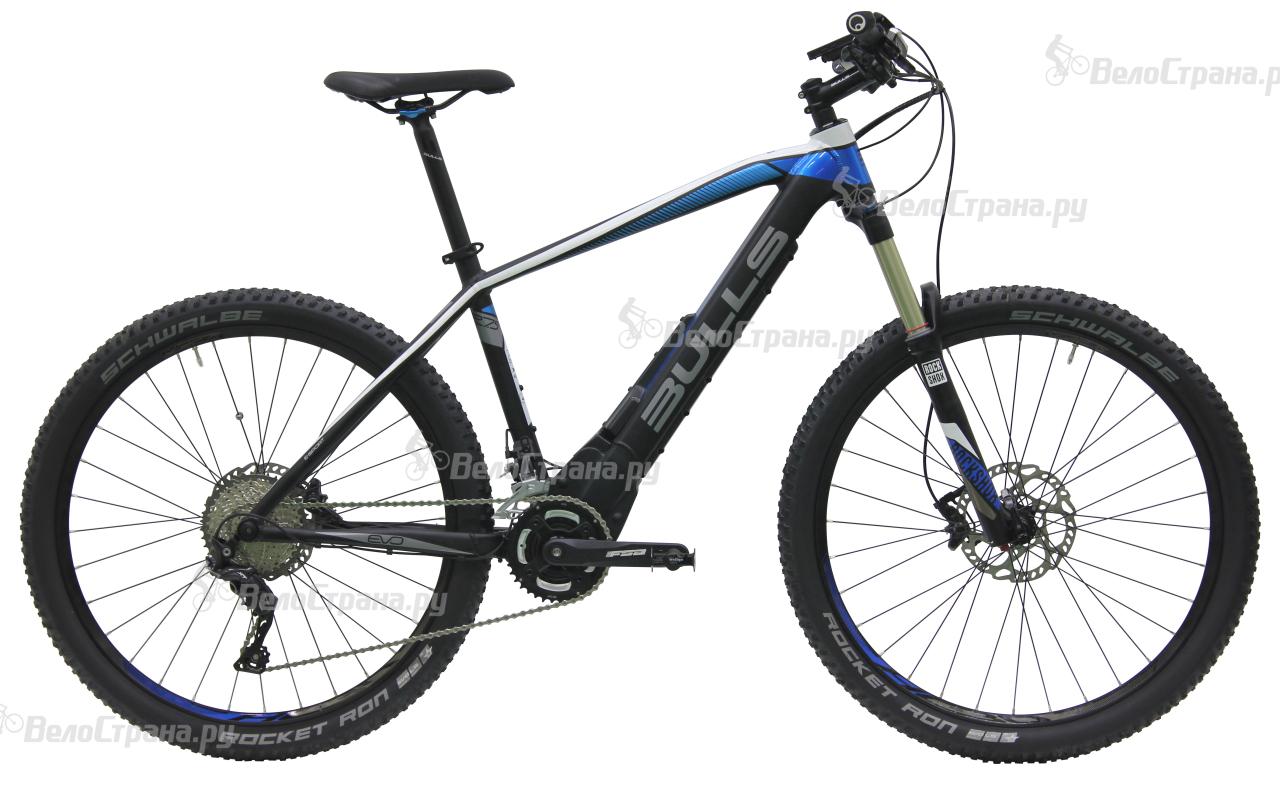 Велосипед Bulls E-Stream EVO 3 27,5 (2016) велосипед bulls nandi 27 5 2017