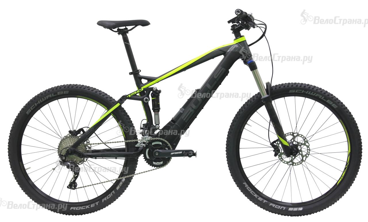 Велосипед Bulls E-Stream EVO FS 3 27,5 (2016) велосипед challenger mission lux fs 26 черно красный 16