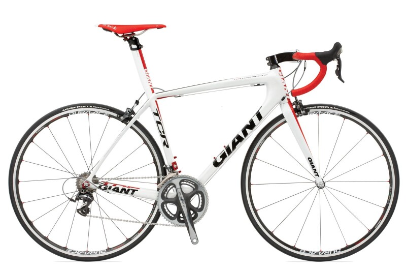Giant TCR ADVANCED SL 2 (2010)