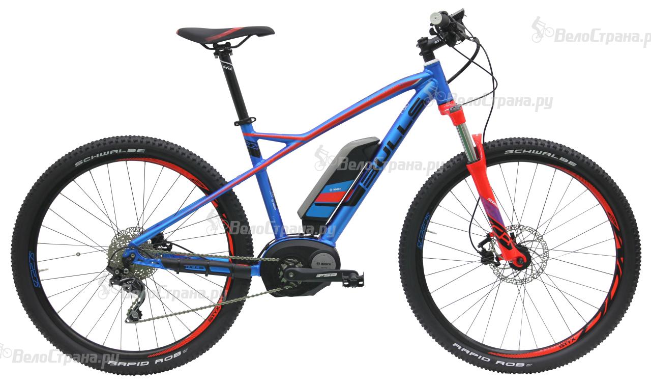 Велосипед Bulls Six50 E 1 (2016) велосипед bulls six50 e 3 2016