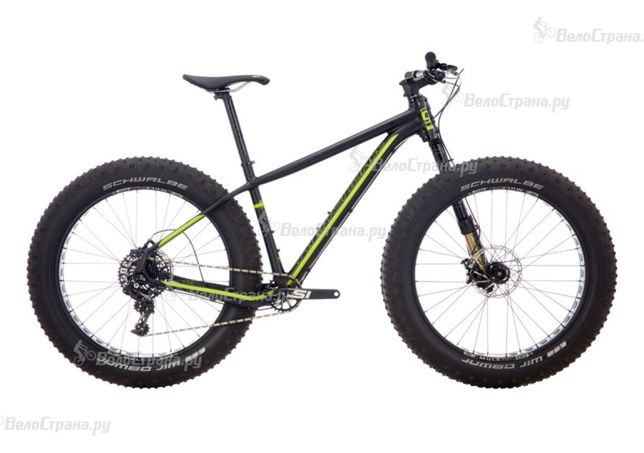 Велосипед Cannondale Fat CAAD 1 (2016)
