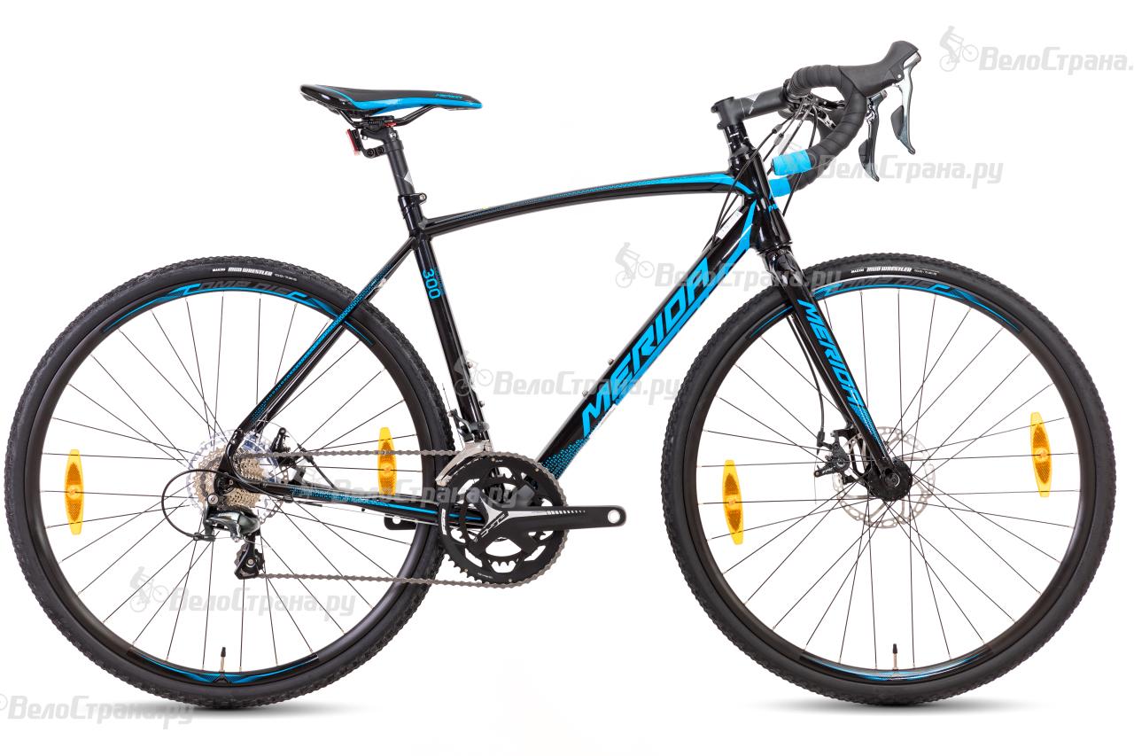 Велосипед Merida Cyclo Cross 300 (2017) велосипед merida cyclo cross 300 2017