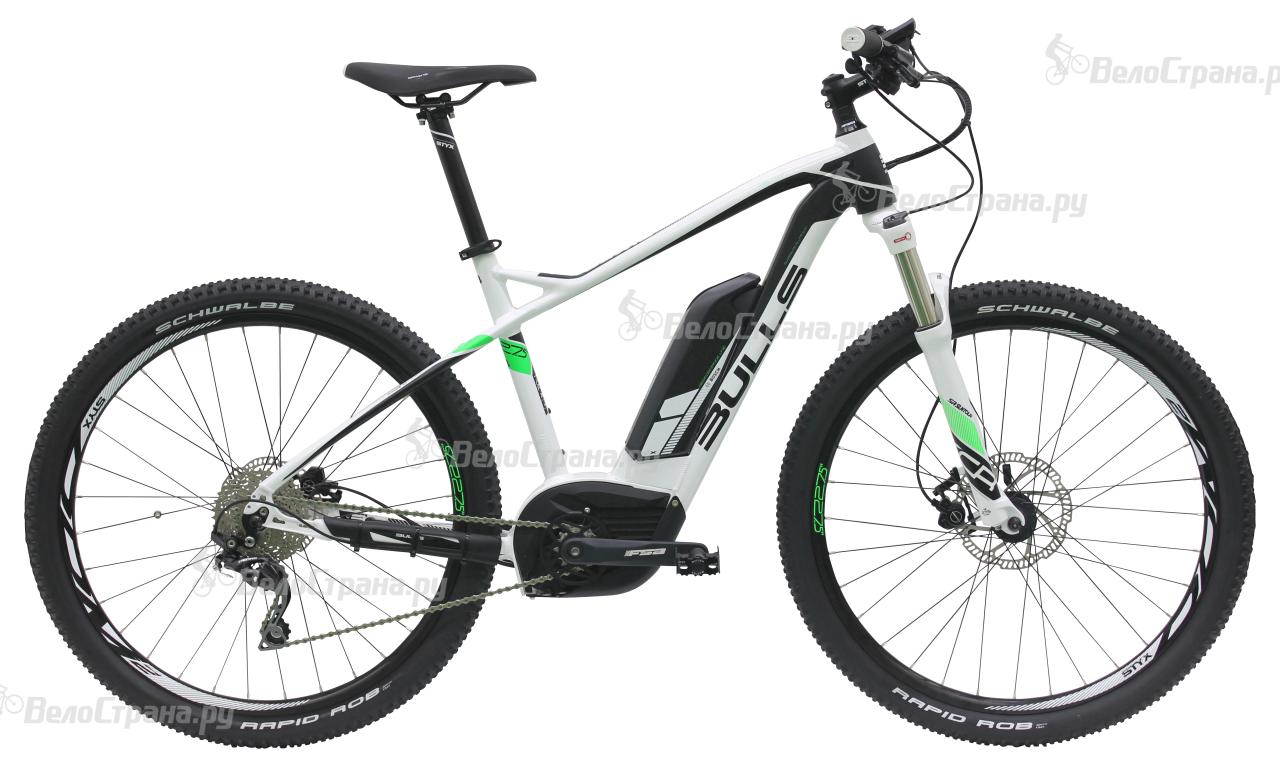 Велосипед Bulls Six50 E 2 (2016) велосипед bulls six50 e 3 2016
