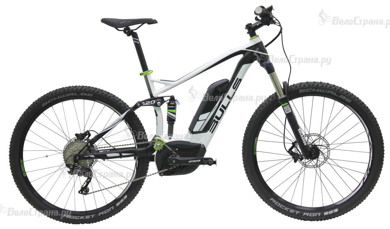 Велосипед Bulls Six50 E FS 3 (2016) цена