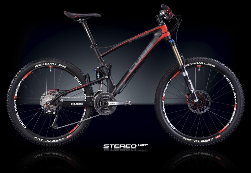 Cube STEREO HPC R1 Carbon (2010)