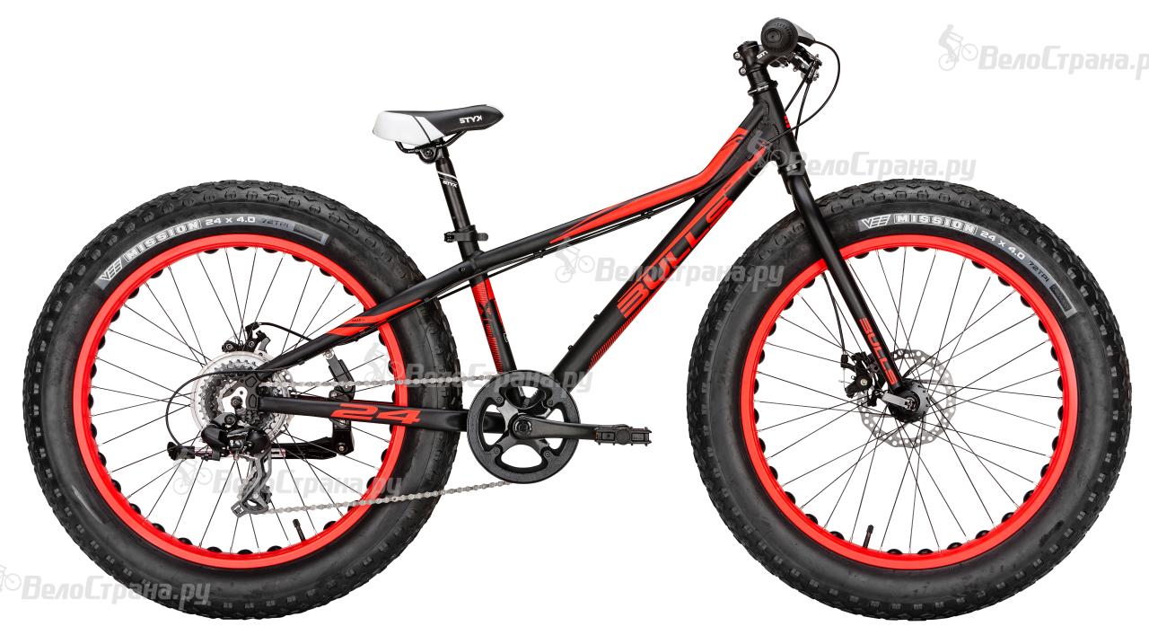 Велосипед Bulls Monster 24 (2016)