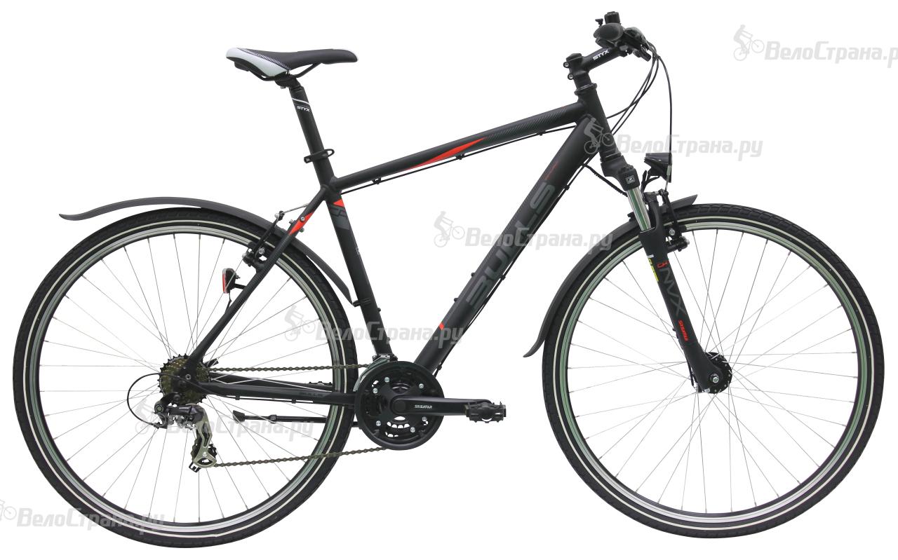 Велосипед Bulls Pulsar Cross Street (2016)