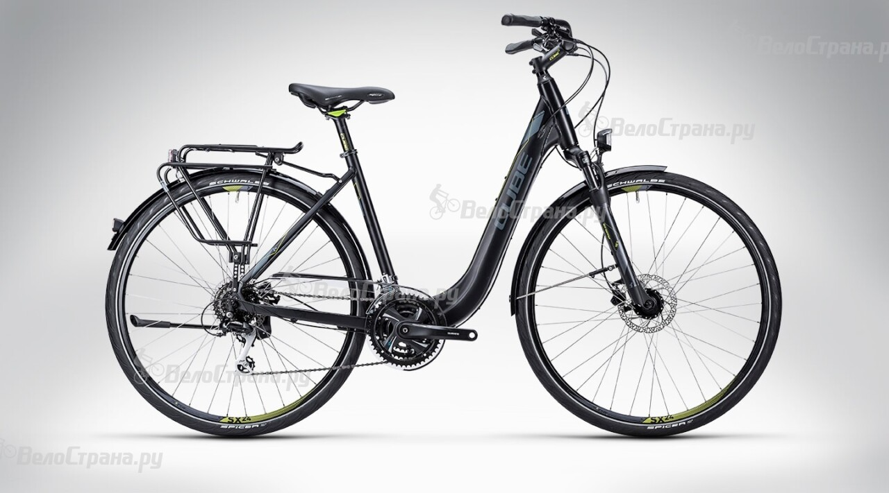 Велосипед Cube Touring Pro Easy-Entry (2015) велосипед cube touring easy entry 2017