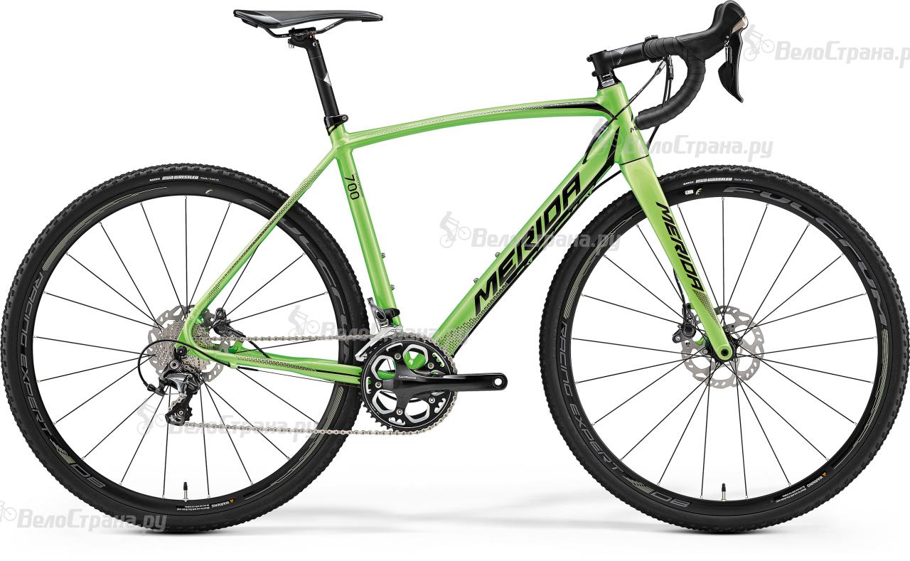 Велосипед Merida Cyclo Cross 700 (2017) велосипед merida cyclo cross 300 2017