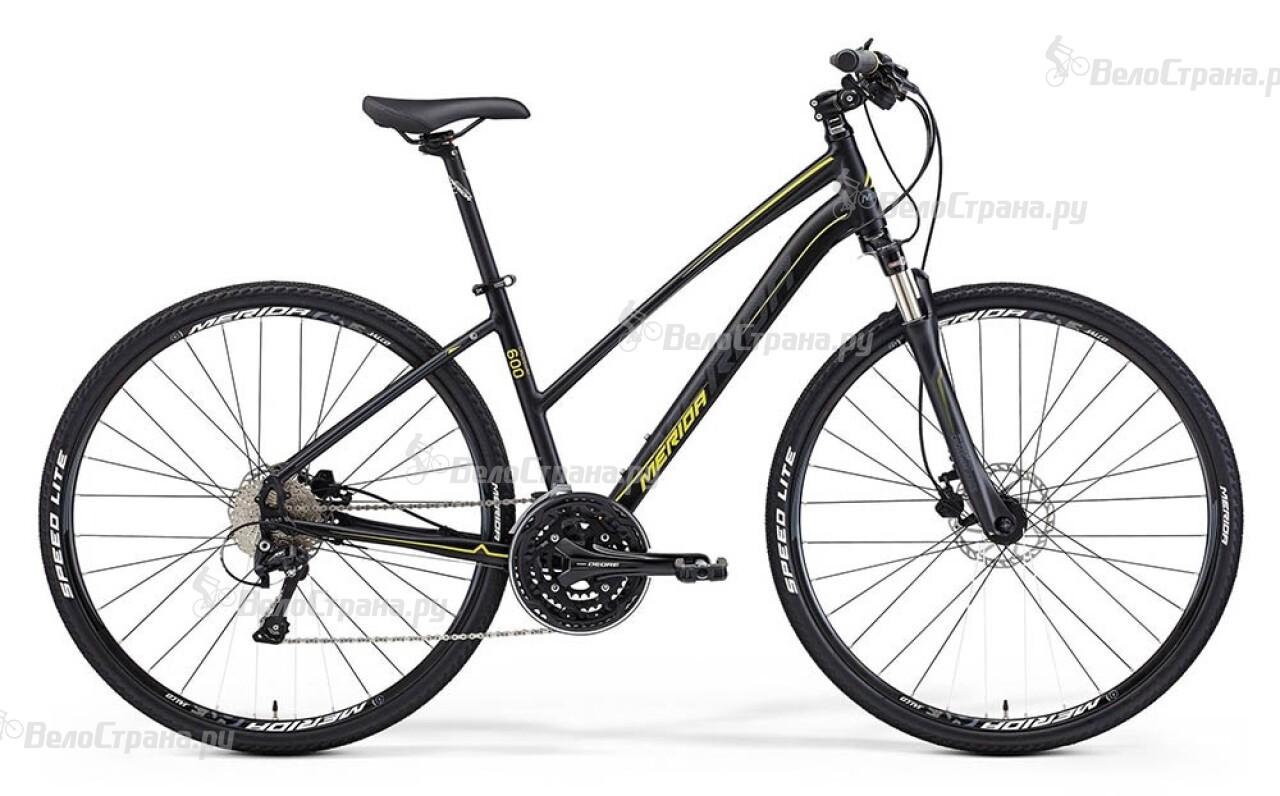 Велосипед Merida Crossway 600 Lady (2015)