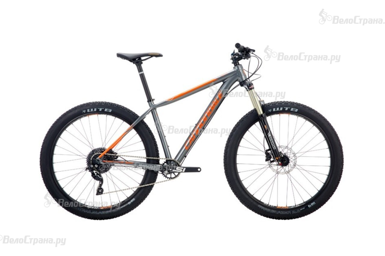 Велосипед Cannondale Beast of the East 3 (2016) цена и фото