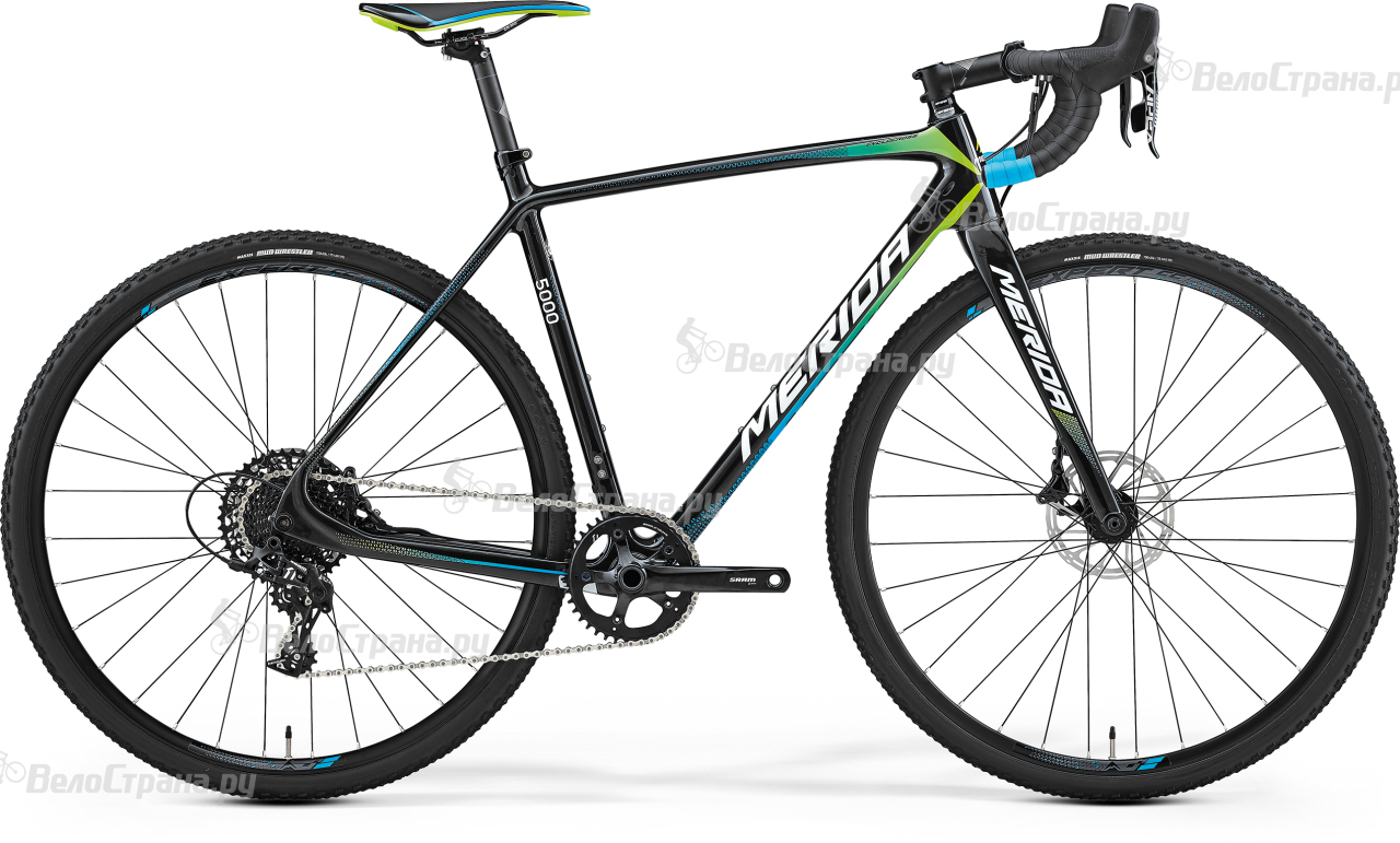 Велосипед Merida Cyclo Cross 5000 (2017) велосипед merida cyclo cross 300 2017