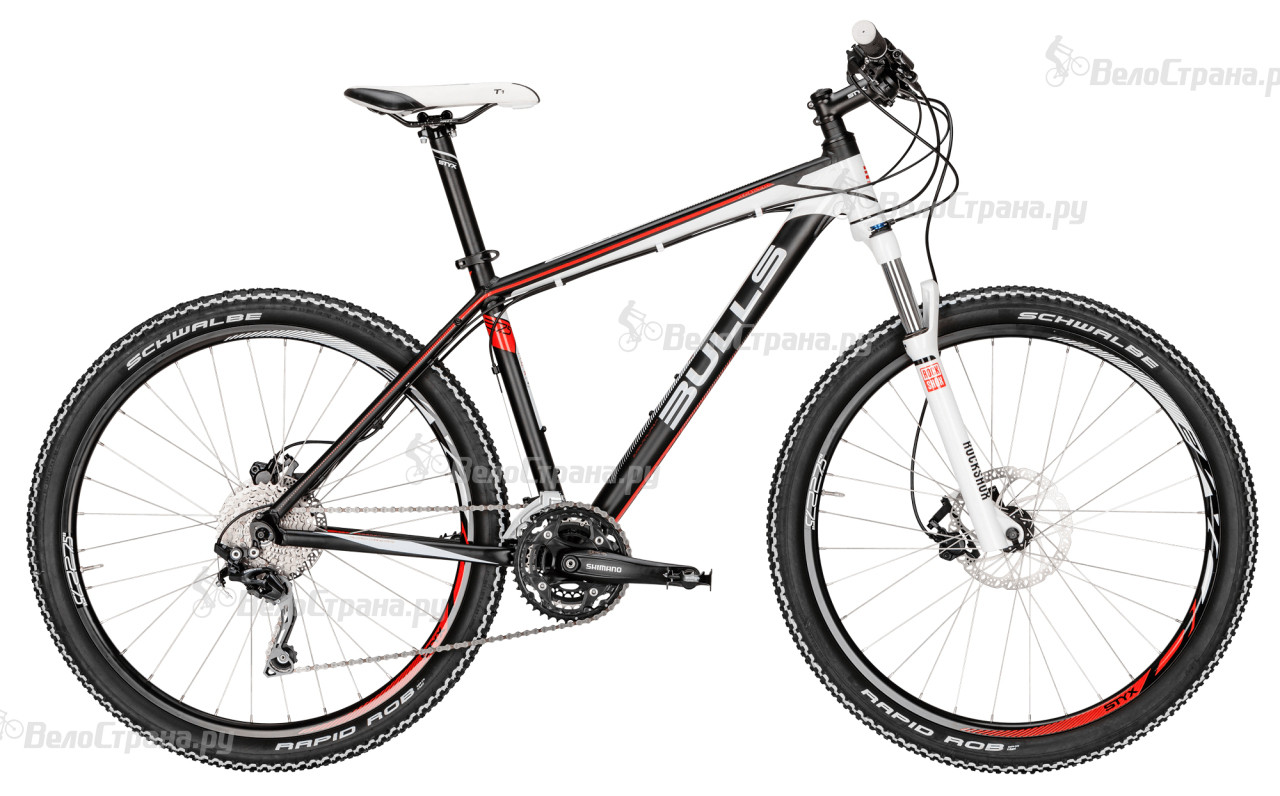 Велосипед Bulls Jinga 27,5 (2016) велосипед bulls nandi 27 5 2016