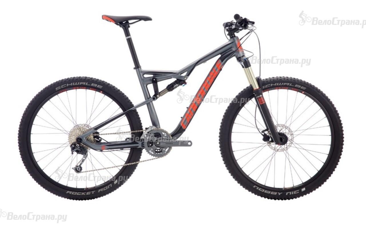 Велосипед Cannondale Habit 6 (2016)