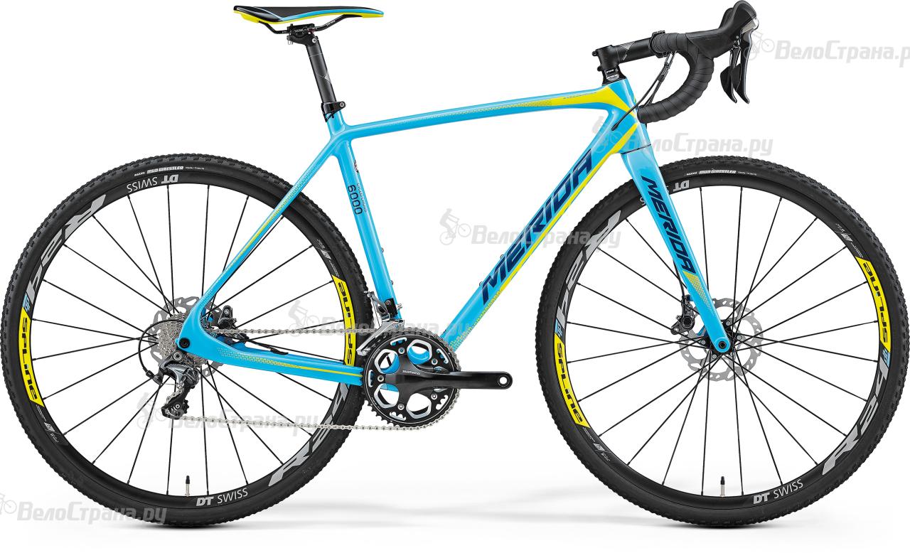 Велосипед Merida Cyclo Cross 6000 (2017) велосипед merida cyclo cross 300 2017