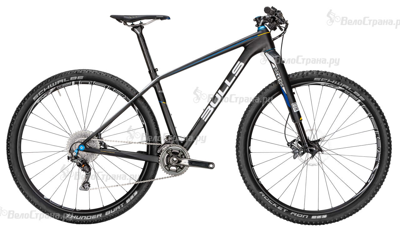 Велосипед Bulls Black Adder Team 29 (2016)