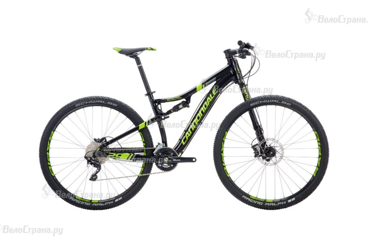 Велосипед Cannondale Scalpel 29 4 (2016) велосипед cannondale scalpel 29 carbon race 2016