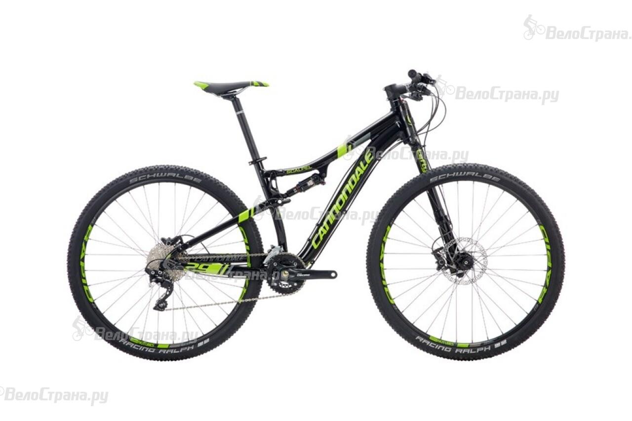Велосипед Cannondale Scalpel 29 4 (2016)