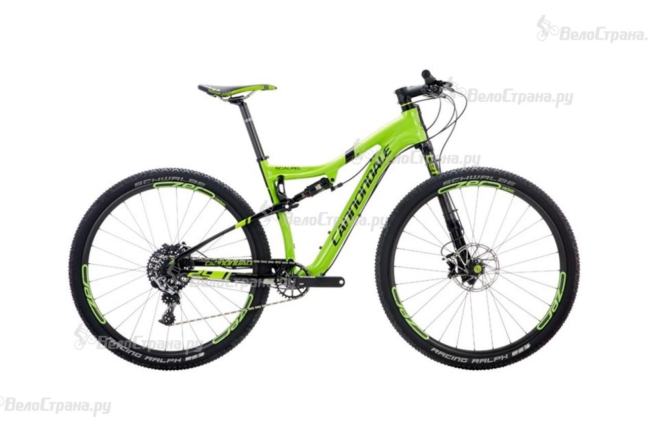 Велосипед Cannondale Scalpel 29 Carbon Race (2016)