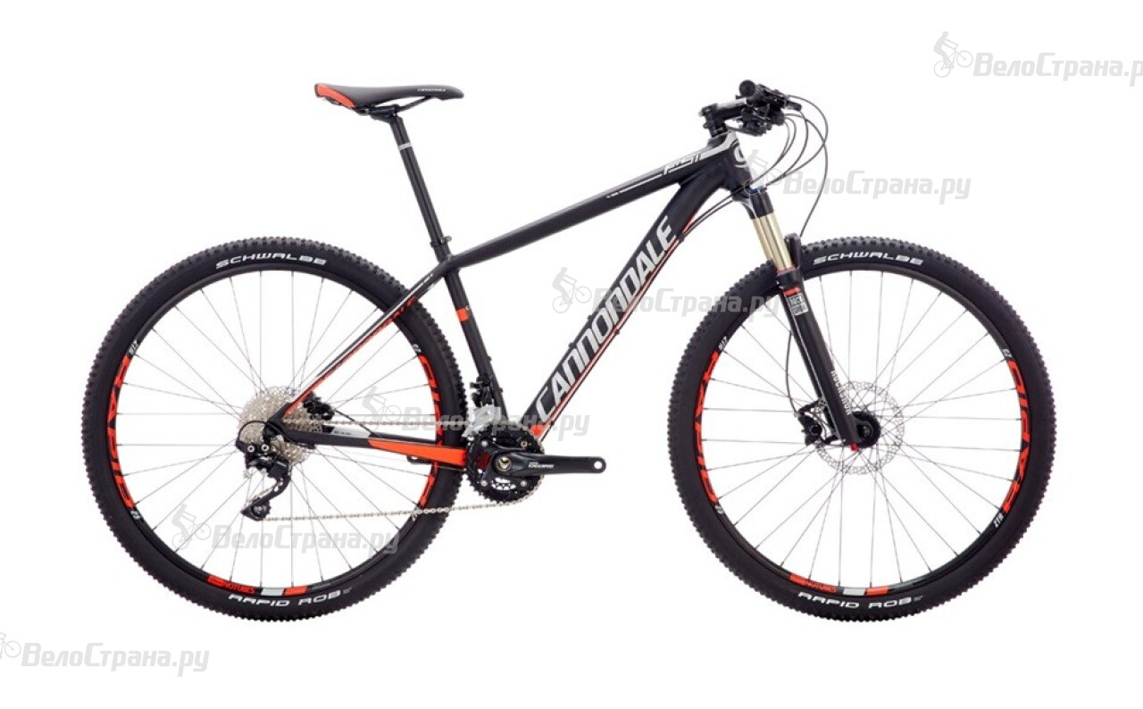 Велосипед Cannondale F-Si 3 29 (2016) велосипед cannondale f si carbon 3 29 2016