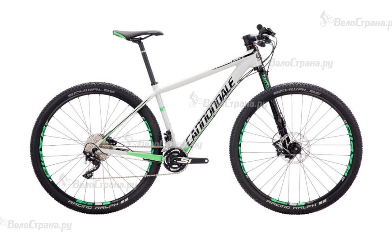 Велосипед Cannondale F-Si 1 29 (2016) aeg f 99970 im