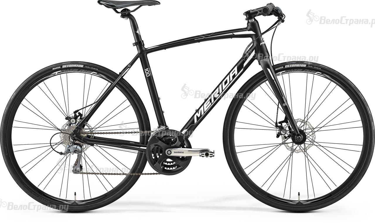 Велосипед Merida Speeder 100 (2017) велосипед merida speeder t5 2013