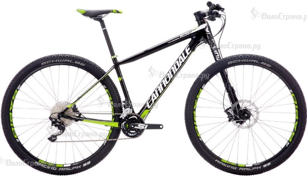 Велосипед Cannondale F-Si Carbon 4 29 (2016) велосипед cannondale scalpel 29 carbon race 2016