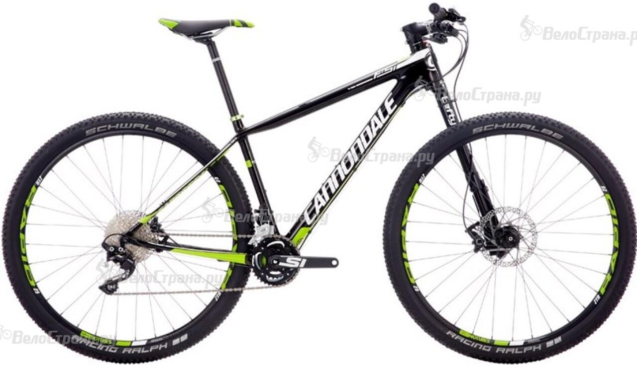 Велосипед Cannondale F-Si Carbon 4 29 (2016)