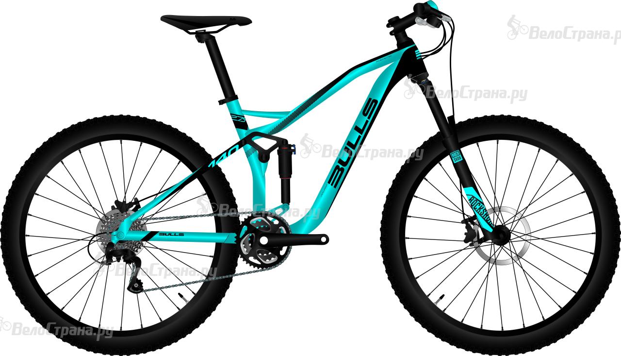 Велосипед Bulls Wild Rush 1+ (2016) велосипед velolider rush army 18 ra18 хаки