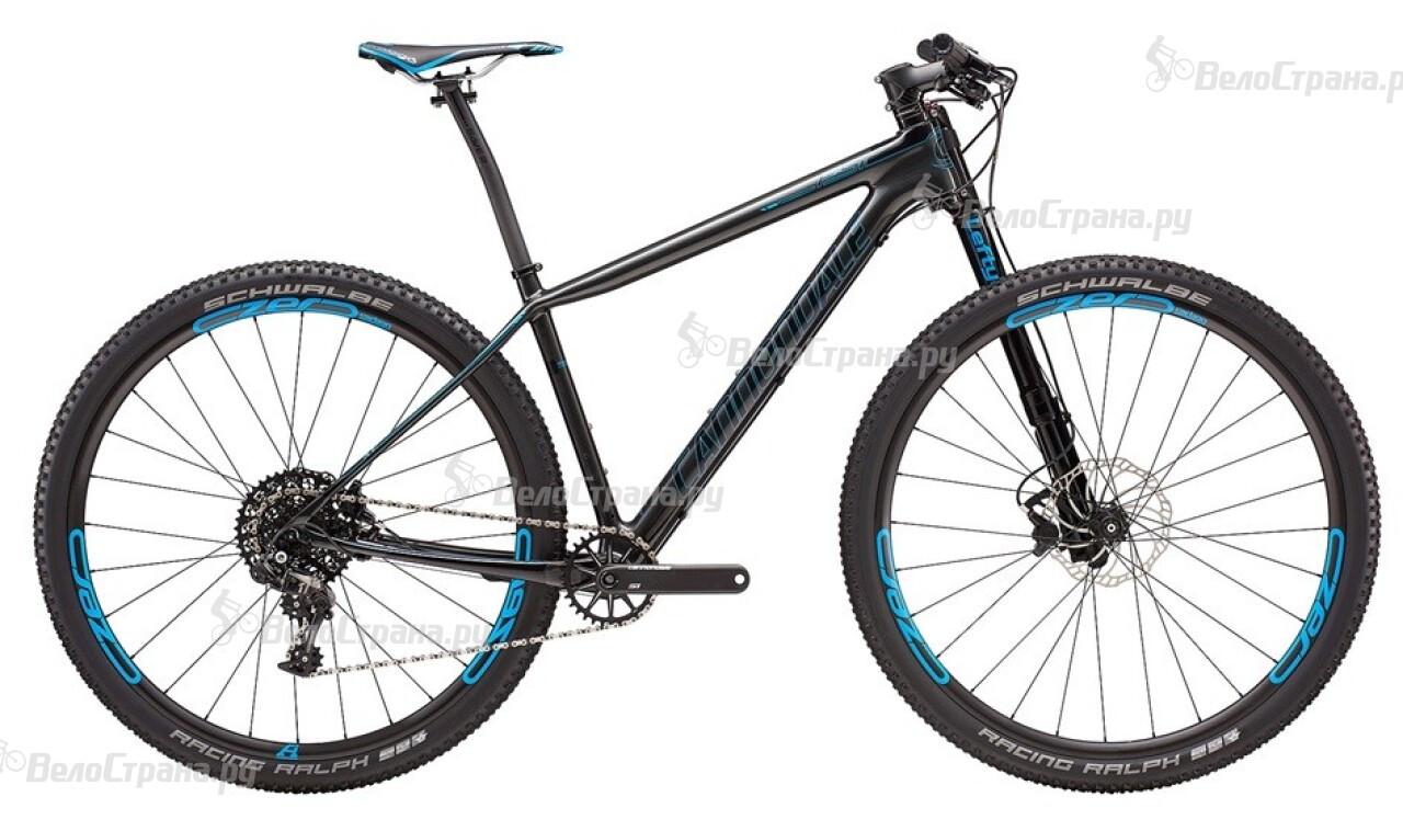Велосипед Cannondale F-Si Carbon 2 29 (2016)
