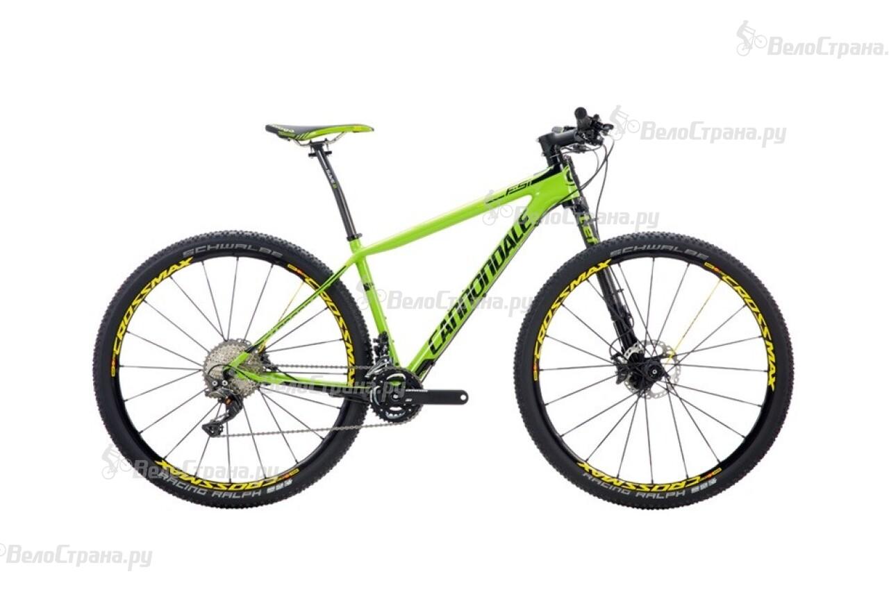 Велосипед Cannondale F-Si Hi-MOD 1 (2016)