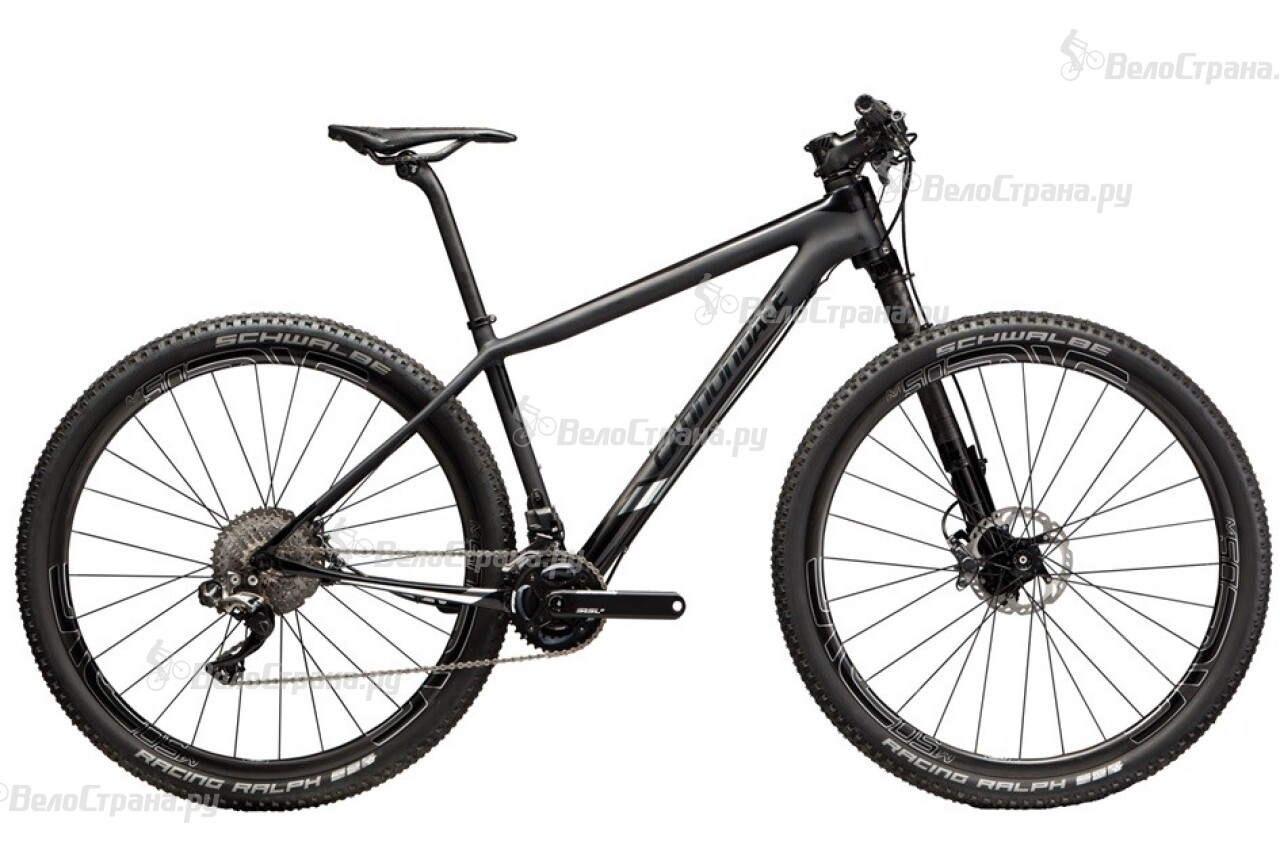 Велосипед Cannondale F-Si Black Inc. (2016)