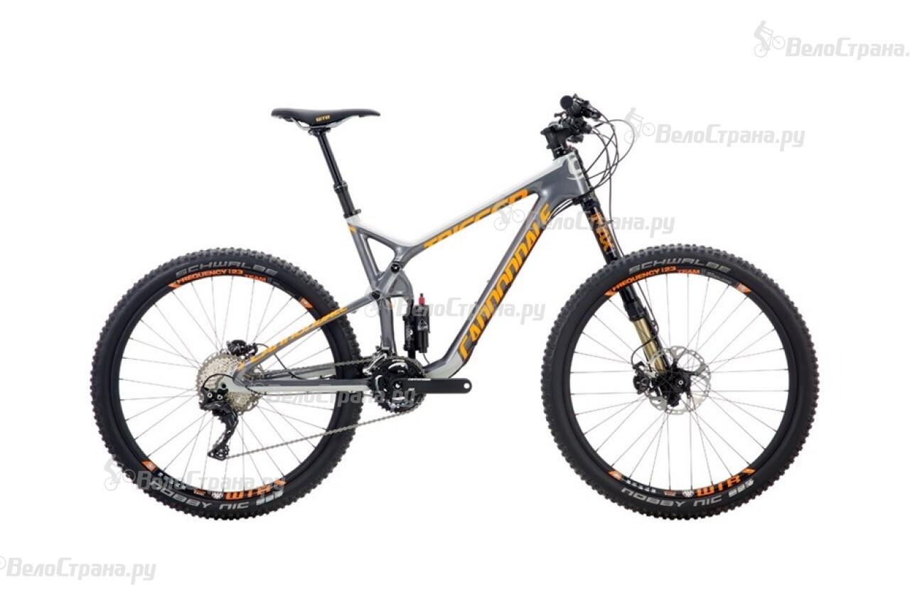 Велосипед Cannondale Trigger Carbon 2 (2016)