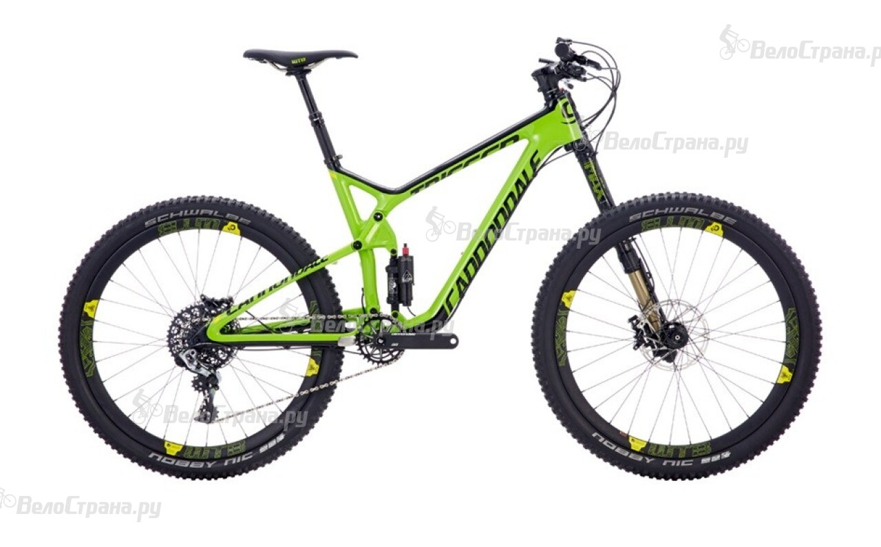 Велосипед Cannondale Trigger Carbon 1 (2016) cannondale foray 1 2016