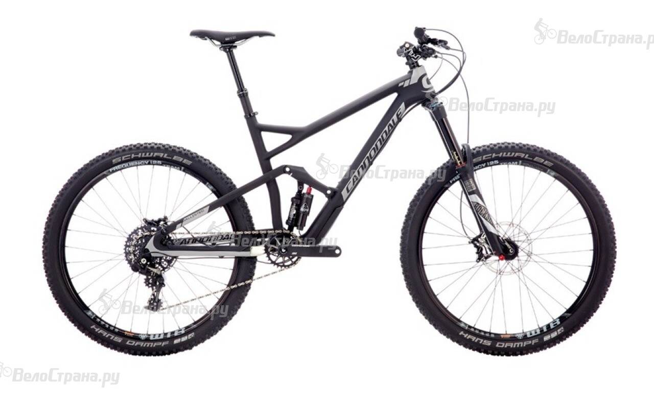 Велосипед Cannondale Jekyll Carbon 2 (2016)