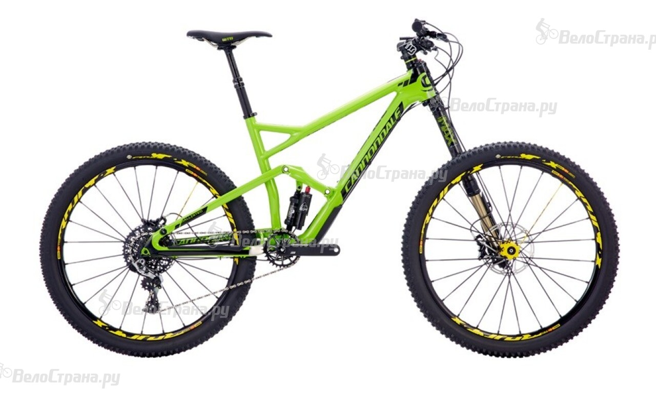 Велосипед Cannondale Jekyll Carbon 1 (2016)
