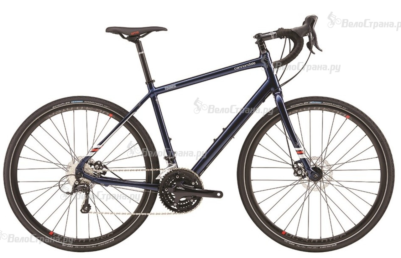 Велосипед Cannondale Touring 2 (2016)