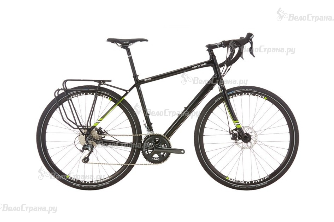 Велосипед Cannondale Touring 1 (2016) cannondale foray 1 2016