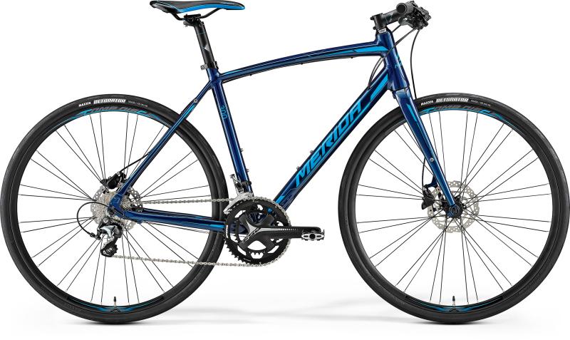 Купить Шоссейный велосипед Merida Speeder 300 (2017)