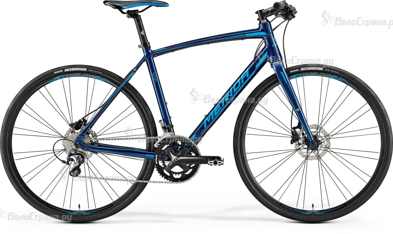Велосипед Merida Speeder 300 (2017)