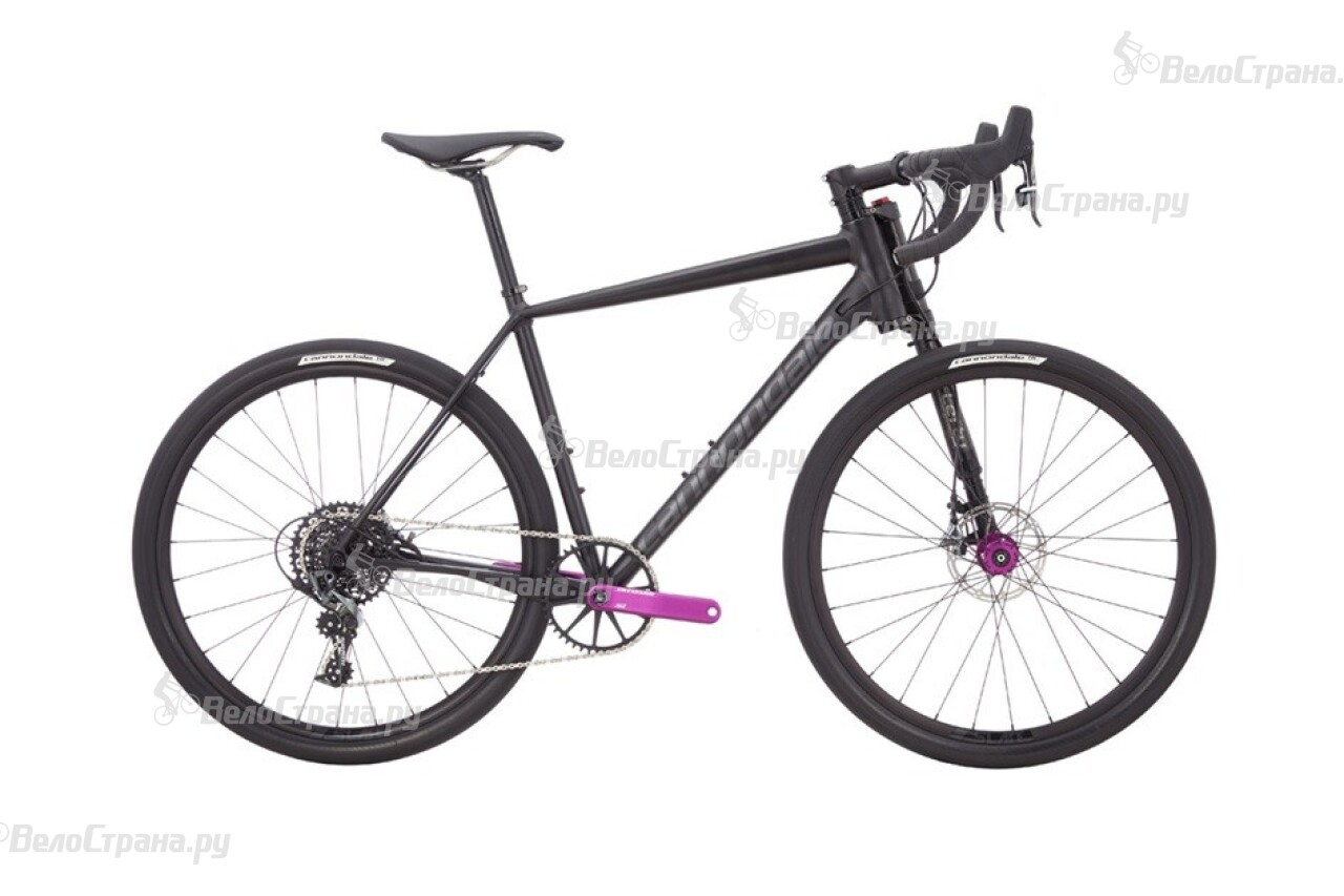 Велосипед Cannondale Slate Force CX1 (2016) clean slate