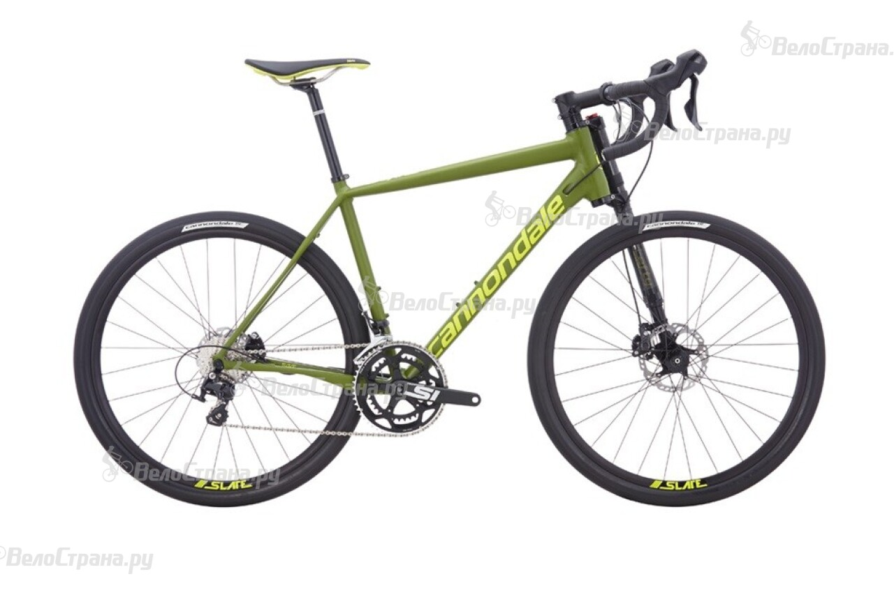 Велосипед Cannondale Slate 105 (2016) cannondale slice 105 2016