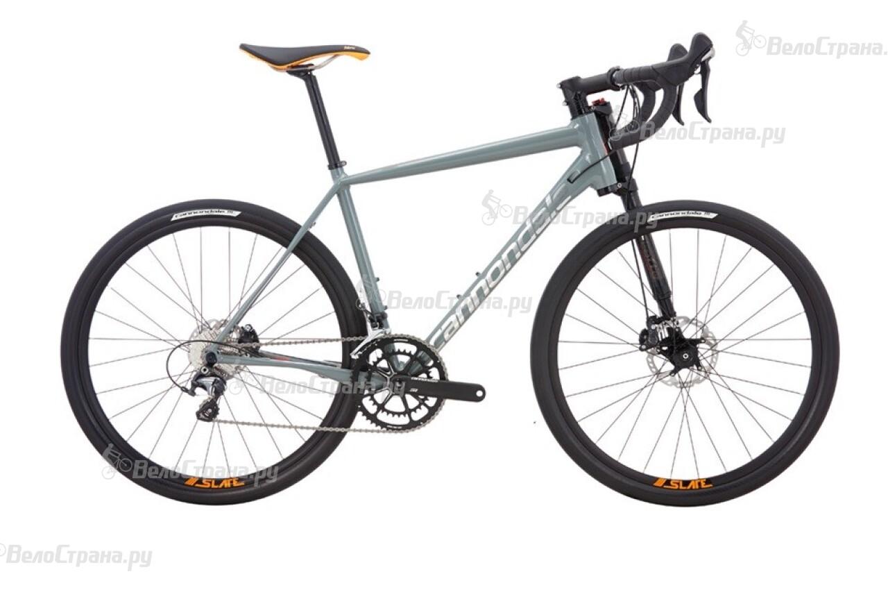 Велосипед Cannondale Slate Ultegra (2016)