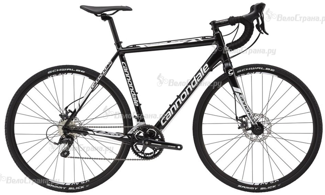 Велосипед Cannondale CAADX Sora (2016)