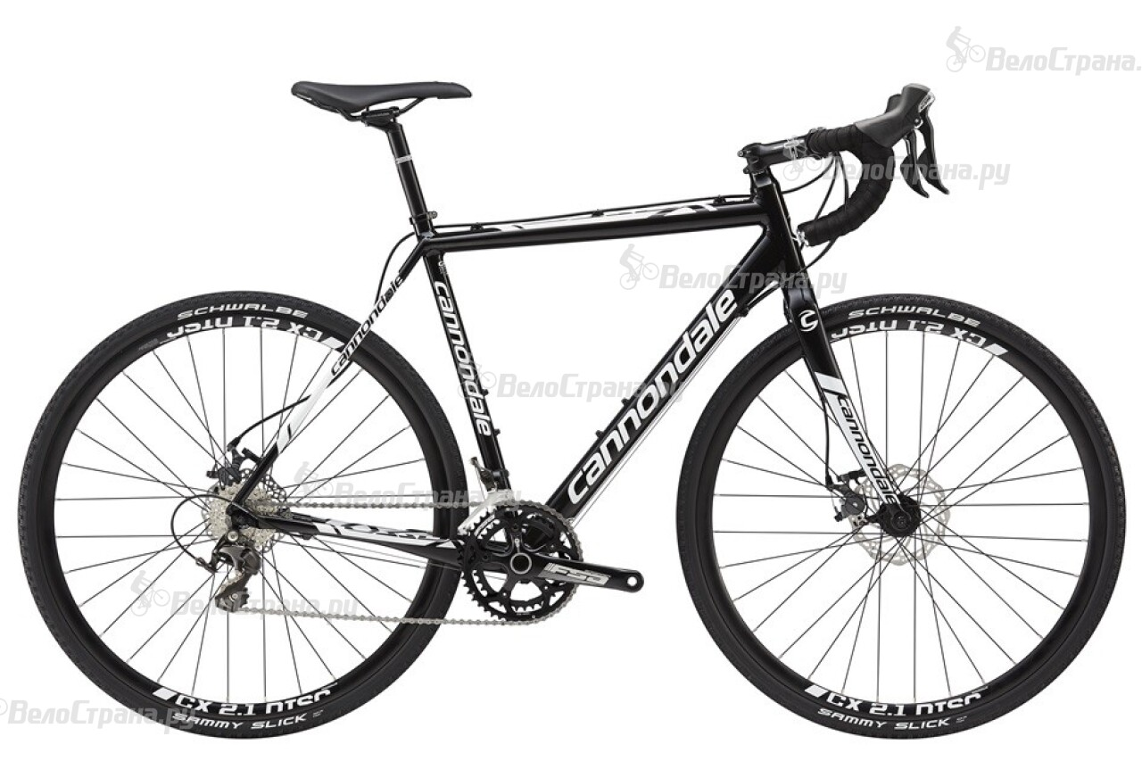 Велосипед Cannondale CAADX 105 (2016) cannondale slice 105 2016