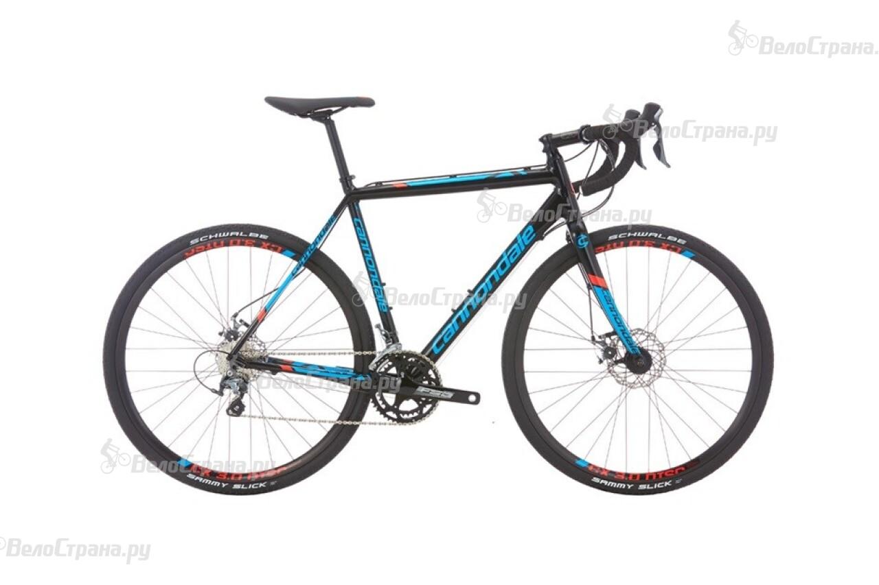 Велосипед Cannondale CAADX Tiagra (2016)